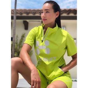 Hotsuit Futuristic Short Sauna Suit